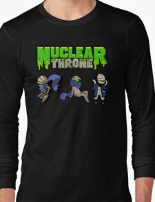 Rebel - Nuclear Throne Long Sleeve T-Shirt