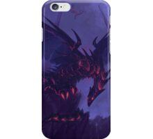 Smog Dragon iPhone Case/Skin