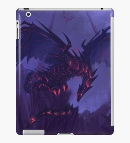 Smog Dragon iPad Case/Skin