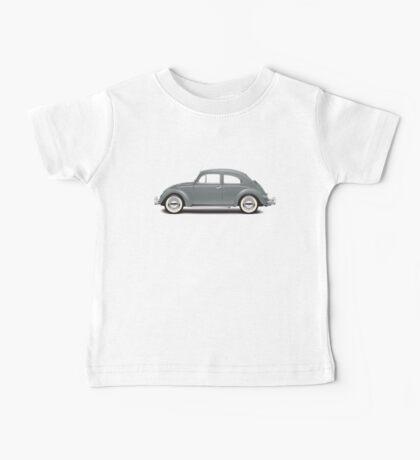 1960 Volkswagen Beetle Sedan - Anthracite Baby Tee