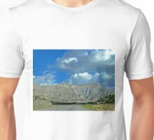 Roan Cliffs, Garfield County, Colorado Unisex T-Shirt