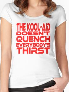 Thirsty? Women's Fitted Scoop T-Shirt