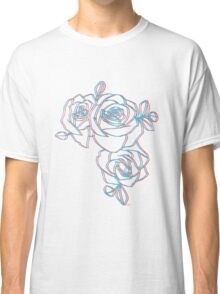 Halsey Roses Graphic Tee Classic T-Shirt