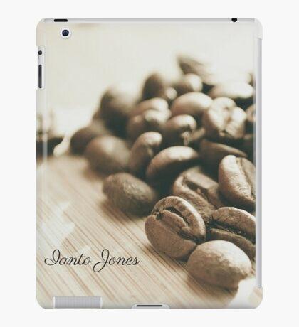 Ianto Jones iPad Case/Skin