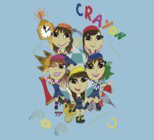 Crayon Pop - Dancing All Night Kids Clothes