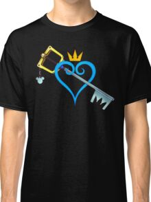 Kingdom Hearts - Heart and Sword Classic T-Shirt