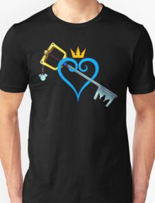 Kingdom Hearts - Heart and Sword T-Shirt