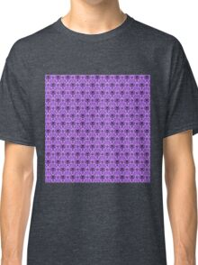 The Haunted Mansion Wallpaper - Light Purple  Classic T-Shirt