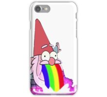 Gravity Falls- Barfing Gnome iPhone Case/Skin