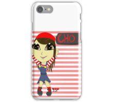 Cho a (dancing all night) iPhone Case/Skin