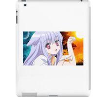 Neko Anime Girl iPad Case/Skin