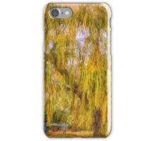 Contemplation Place - Hill End NSW - The HDR Experience iPhone Case/Skin