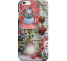 A Christmas Prayer For Frosty iPhone Case/Skin