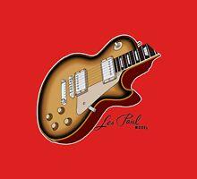 Gibson Les Paul Digital Drawing Unisex T-Shirt