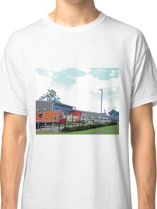 Fire Station, Wishart, Queensland, Australia Classic T-Shirt
