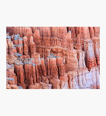 Hoodoos at Bryce Canyon National Park Photographic Print