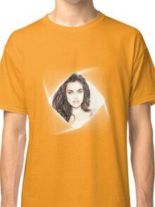 Irina Shayk - Colored Pencil Art Classic T-Shirt