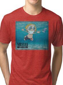 Nevermind Tri-blend T-Shirt