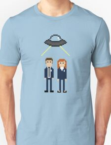 Mulder and Scully T-Shirt