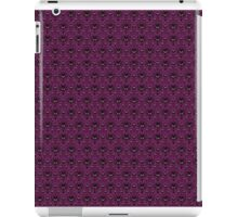 THEE Haunted Mansion Wallpaper - Deep Purple iPad Case/Skin