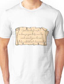 Grammar, Sirius Style Unisex T-Shirt