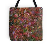 Foliage Immersion Tote Bag