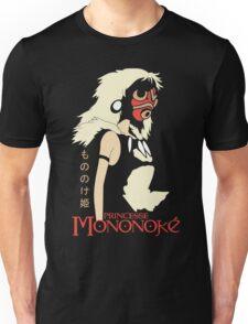 Princess Mononoke Hime, Anime Unisex T-Shirt
