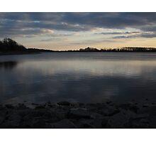 Winter Water Photographic Print