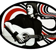 Elliott Smith by tdavies4