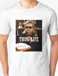 Throwback - Hillary Clinton T-Shirt