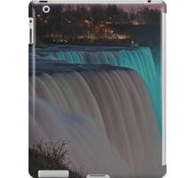 American Falls At Night | Niagara Falls, New York iPad Case/Skin