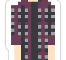 Pixel Balthazar Jones Sticker