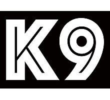 K9 Photographic Print