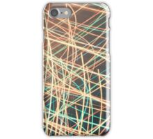 SeniorDesigns Lightshow iPhone Case/Skin