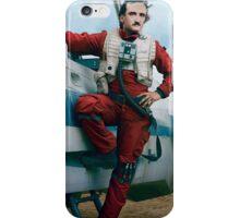 Edgar Allan Poe Dameron iPhone Case/Skin