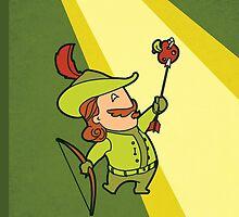 Robin Hood by Erwinator