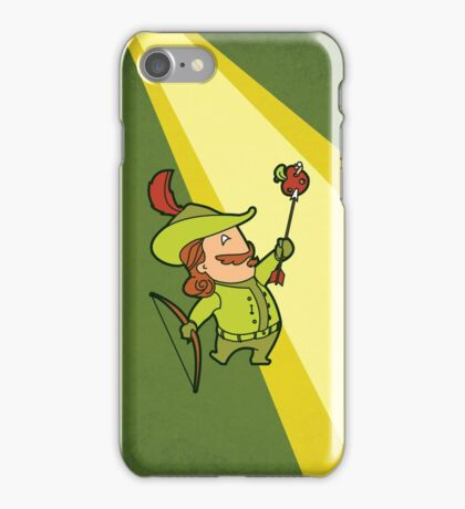 Robin Hood iPhone Case/Skin