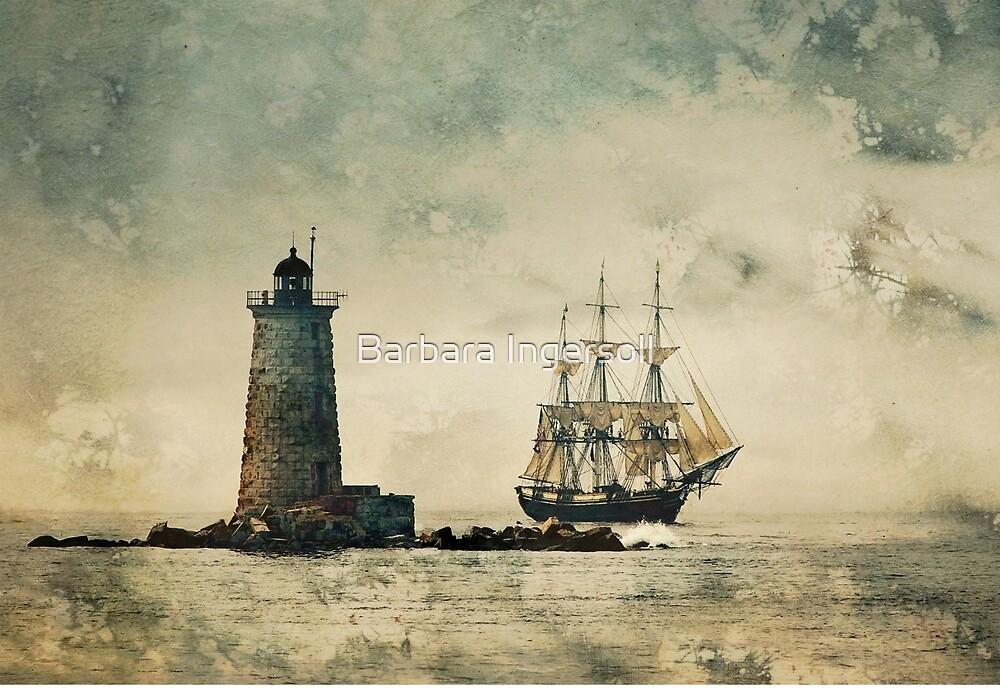 Friendship of Salem by Barbara Ingersoll
