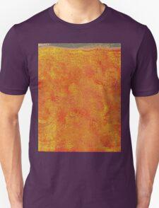 Purple Gidgee Lava Unisex T-Shirt