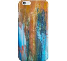 Painting in Progress 90 iPhone Case/Skin