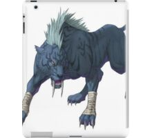 Transformed Mordecai iPad Case/Skin