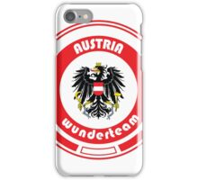 Euro 2016 Football - Team Austria iPhone Case/Skin