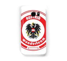Euro 2016 Football - Team Austria Samsung Galaxy Case/Skin
