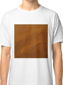 BRUSHED SUEDE TEXTURE Classic T-Shirt