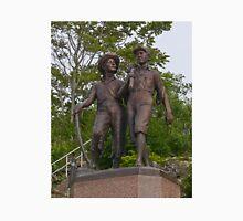 Tom Sawyer and Huckleberry Finn, Hannibal, Missouri, USA Unisex T-Shirt