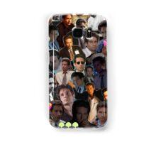 David Duchovny/Fox Mulder Collage Samsung Galaxy Case/Skin