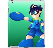 Splatoon Mega Man iPad Case/Skin