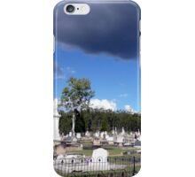 Rosewood cemetery, Queensland iPhone Case/Skin