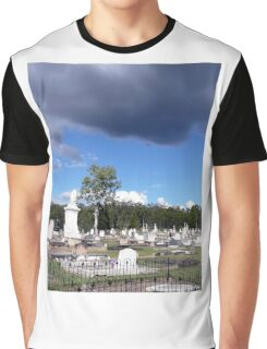 Rosewood cemetery, Queensland Graphic T-Shirt
