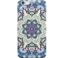 winter mandala iPhone Case/Skin